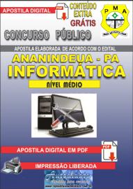 Apostila Digital ANANINDEUA/PA 2019 - Informática