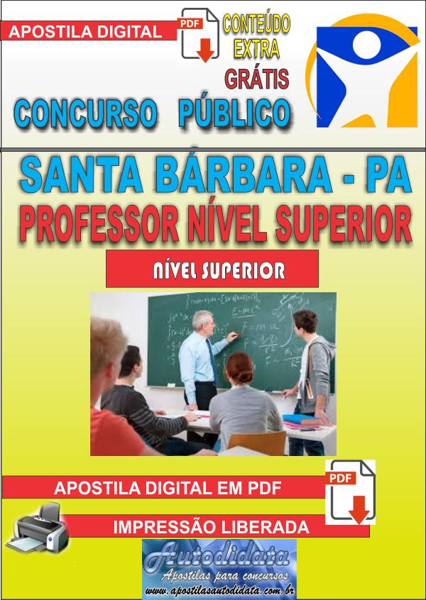 Apostilas Concurso Publico Pdf