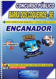 Apostila Digital Concurso Público Prefeitura de Barra dos Coqueiros - SE 2020 Nível Fundamental Encanador