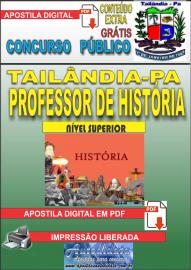 Apostila Digital TAILÂNDIA/PA 2019 - Professor De História