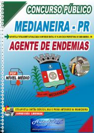 Apostila Digital Concurso Público Prefeitura de Medianeira 2020 Agente de Endemias