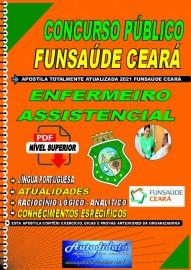 Apostila digital concurso da Fundação Regional de Saúde Funsaúde-CEARÁ 2021 - ENFERMEIRO ASSISTENCIAL