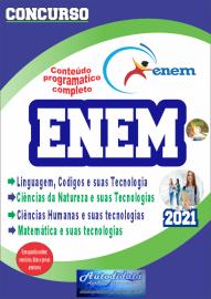 Apostila Impressa ENEM 2021