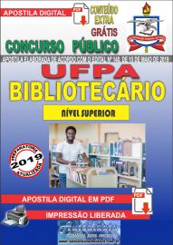 Apostila Digital Concurso UFPA 2019 – Bibliotecário-Documentalista