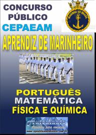 Apostila digital concurso da MARINHA DO BRASIL 2018 - Aprendizes Marinheiros
