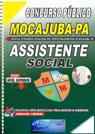 Apostila Digital Concurso Público Prefeitura de Mocajuba - PA 2021 Assistente Social