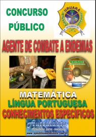 Apostila Impressa Processo Seletivo de URUARÁ/PA 2019 – Agente De Combate A Endemias