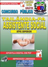 Apostila Digital TAILÂNDIA/PA 2019 - Assistente Social