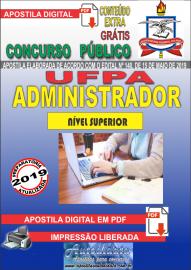 Apostila Digital Concurso UFPA 2019 – Administrador