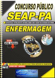 Apostila Digital Concurso SEAP - PA 2021 Enfermagem