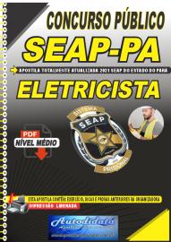 Apostila Digital Concurso SEAP - PA 2021 Elestricista
