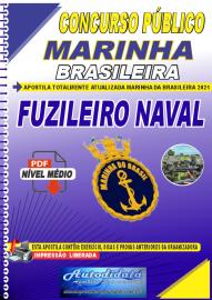 Apostila Digital Concurso Marinha do Brasil - 2021 Fuzileiro Naval