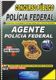 Apostila Digital Concurso Público Polícia Federal - Nacional 2021 Agente de Polícia Federal