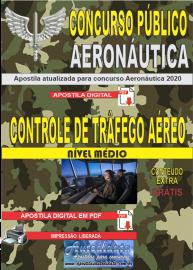 Apostila Digital Concurso Público Aeronáutica - 2020 Controle de Trâfego Aéreo